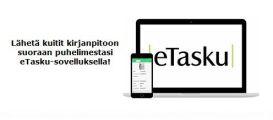 E-tasku logo